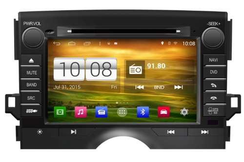 Android OS Navigation Radio Player For Toyota Mark X Reiz