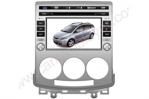 Aftermarket Navigation Auto radio For Mazda 5 2005-2010