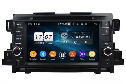 Aftermarket Navigation Auto radio For Mazda CX-5 2011-2016