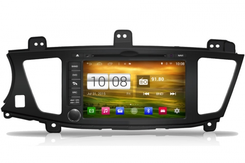 Android OS Navigation Radio Player For Kia Kadenza Cadenza