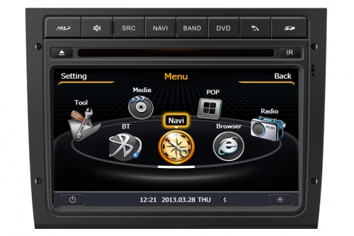 Holden Commodore Aftermarket Navigation Car Stereo
