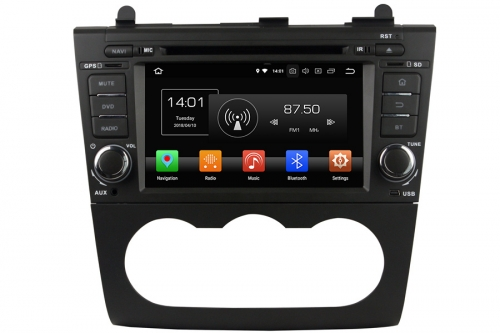 Nissan Altima 2006-2012 Aftermarket Navigation With DVD Player