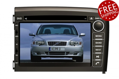 Volvo S80 Aftermarket Navigation Car Stereo Upgrade