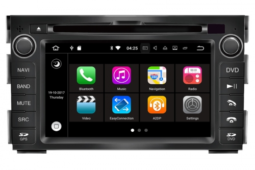 Kia Ceed 2010-2012 Aftermarket Navigation DVD Player
