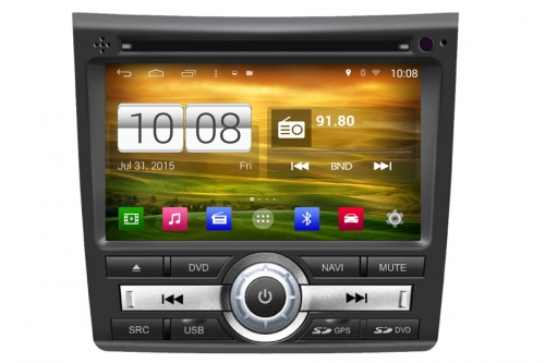 Android OS Navigation Radio Player For Honda City 2012-2013