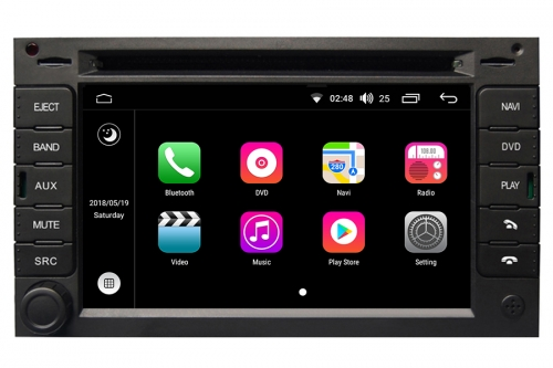 Android OS Navigation Radio Player For Honda All Series