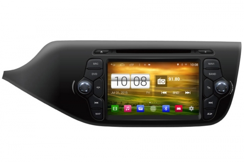 Android OS Navigation Radio Player For Kia Ceed 2013