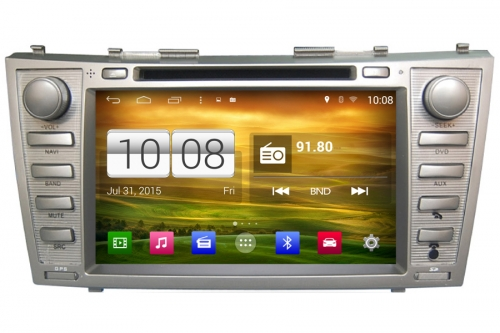Android OS Navigation Radio Player For Toyota Camry 2006-2011