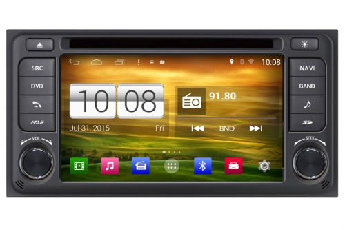 Android OS Navigation Radio Player For Toyota Etios