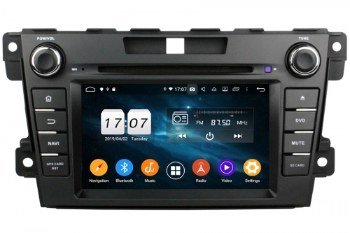 Aftermarket Navigation Auto radio For Mazda CX-7 2007-2017