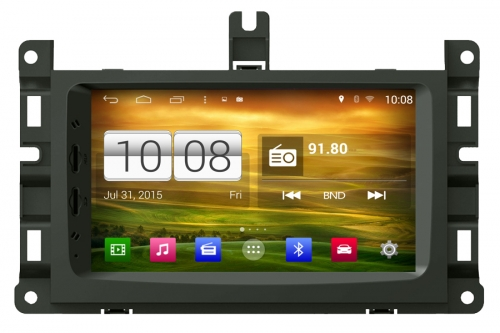 Jeep Grand Cherokee 2014-2016 Android Navigation Head Unit