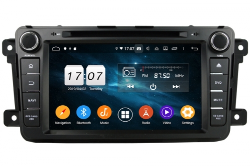 Aftermarket Navigation Auto radio For Mazda CX-9 2007-2013