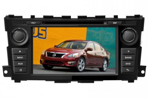 Nissan Maxima Teana 2013 Aftermarket Navigation With DVD Player