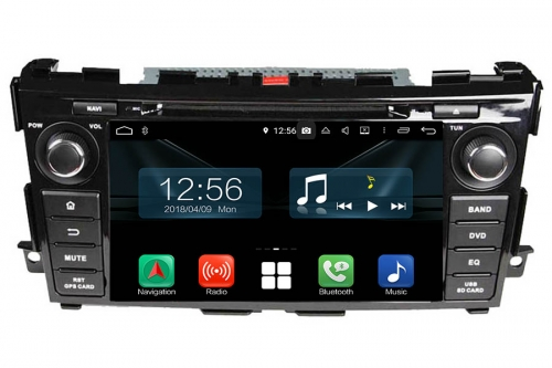 Android OS Navigation Radio Player For Nissan Maxima Teana 2012-2016